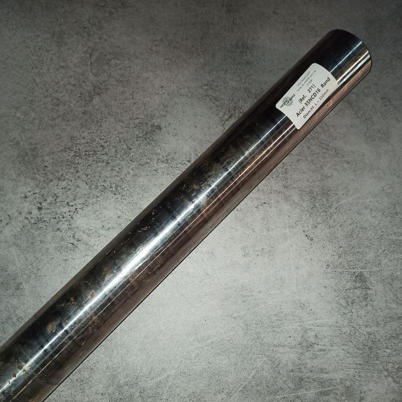Acier 35NCD16 D.55 L.550mm