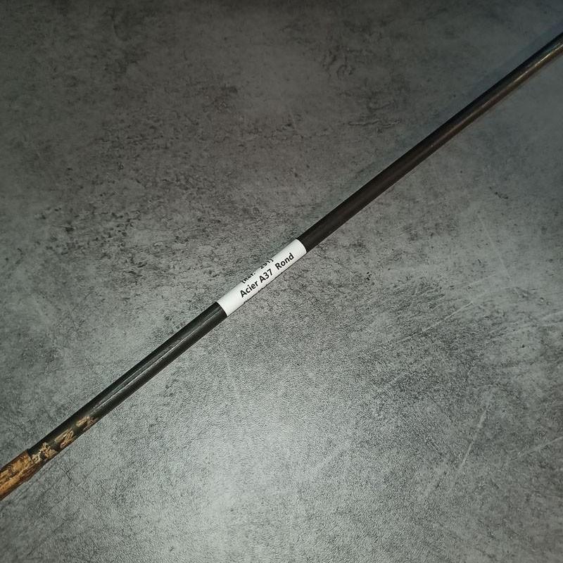 Acier A37 D.10 L.890mm