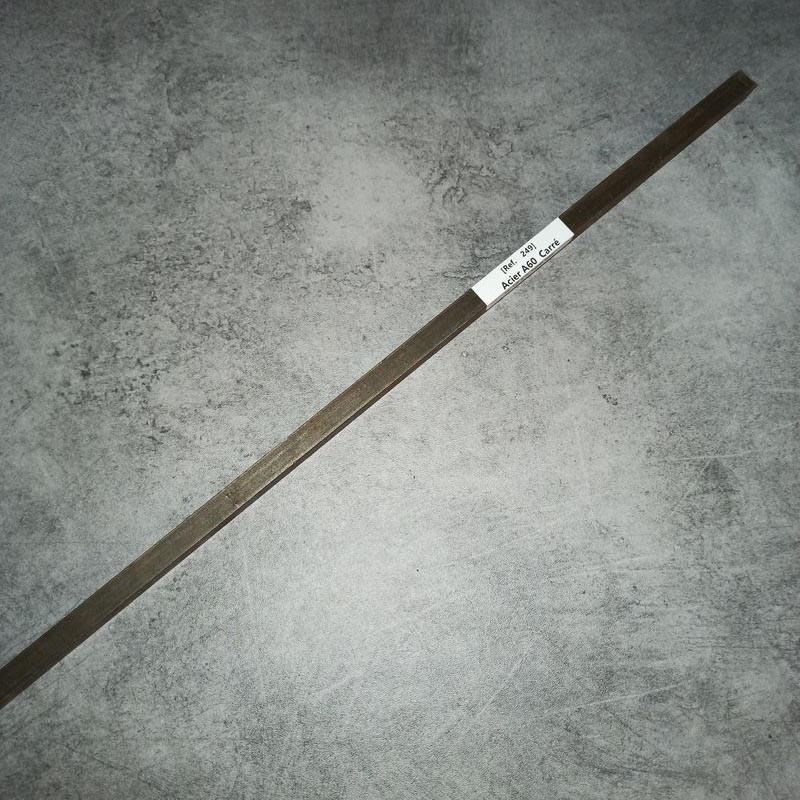 Acier A60 Ep.12 L.1000 mm