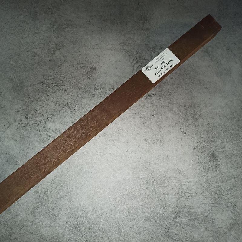 Acier A60 Ep.30 L.680 mm