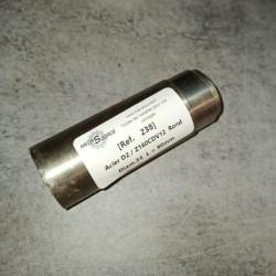 Acier D2 / Z160CDV12 D.33 L.90mm