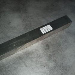 Aluminium 2017A Ep.45 400 x 50mm