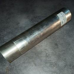 Aluminium 2017A D.80 L.350mm