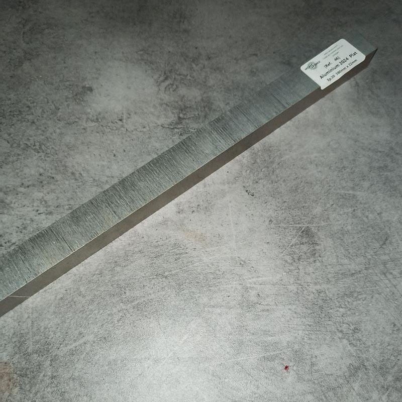 Aluminium 2024 Ep.30 580 x 22mm