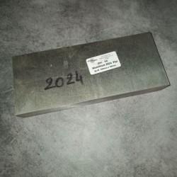 Aluminium 2024 Ep.45 260 x 100mm