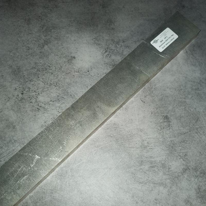 Aluminium 2024 T351 Ep.30 660 x 60mm