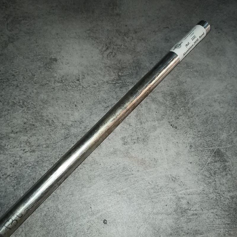 Aluminium 2030 T30 D.20 L.500mm