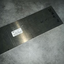 Aluminium 2618A Ep.10 540 x 130mm