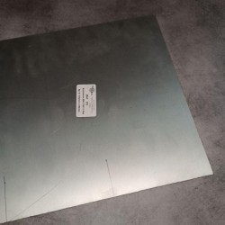 Aluminium 6061 T6511 Ep.10 350 x 290mm