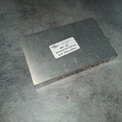 Aluminium 7475 T7351 Ep.30 170 x 100mm
