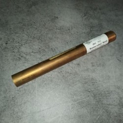 Bronze cube2 D.25 L.230mm