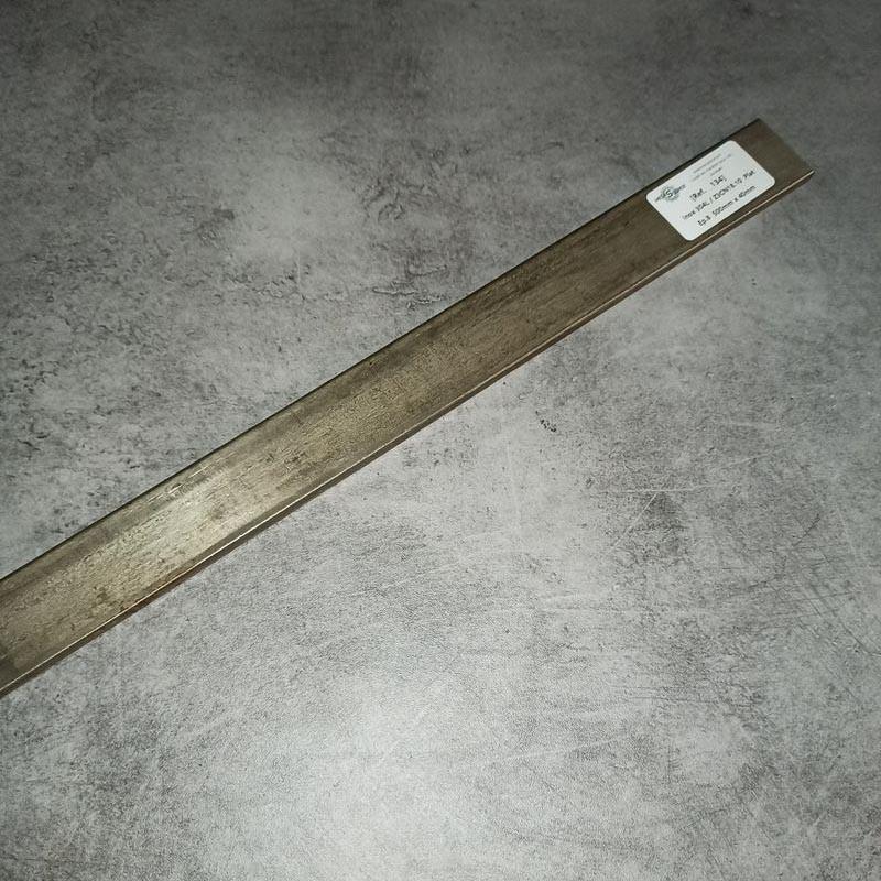 Inox 304L / Z3CN18.10 Ep.8 500 x 40mm