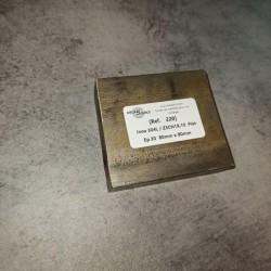 Inox 304L / Z3CN18.10 Ep.30 80 x 80mm