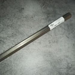 Inox 316L / Z2CND17.12.02 Ep.17 L.470 mm