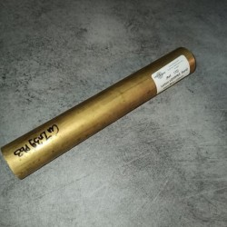 Laiton UZ39Pb3 D.40 L.250mm