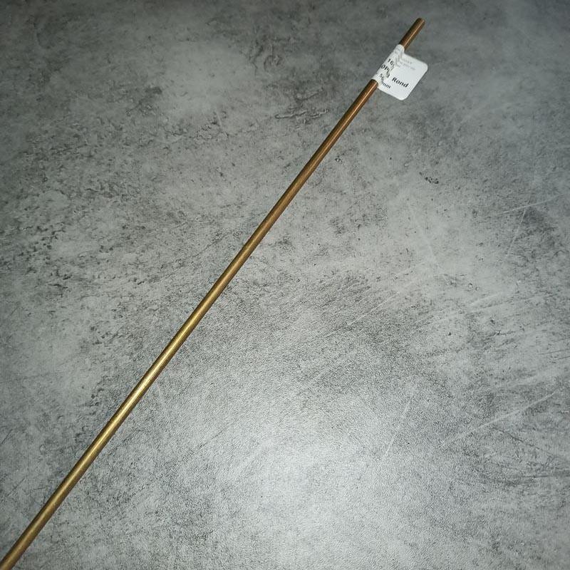 Laiton UZ40Pb3 D.6 L.500mm