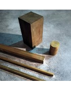 Vente barres rondes, hexagonales, carrée et plaques inox laitons et bronzes